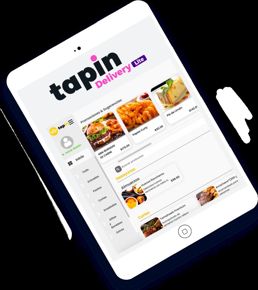 La plataforma de recepción de pedidos para llevar que te permitirá optimizar el tiempo de espera de tus clientes.